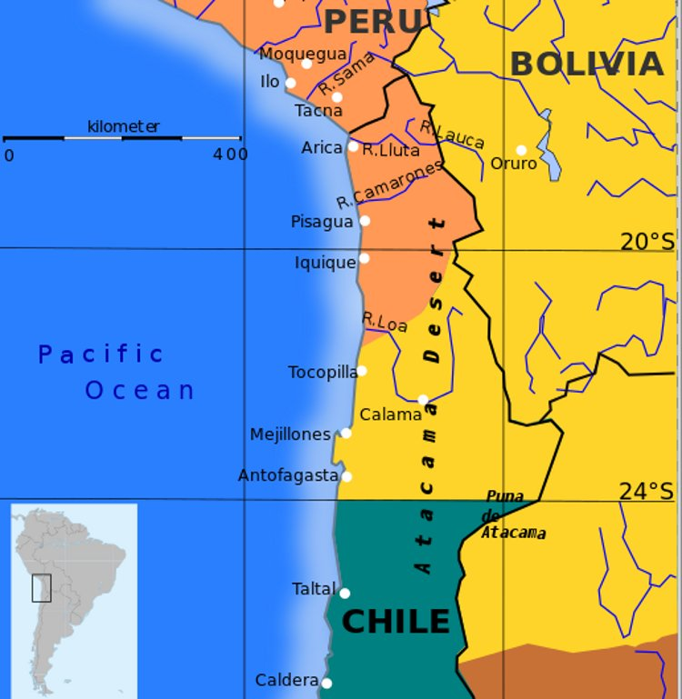 Bolivia reclama en La Haya la devolución de su litoral