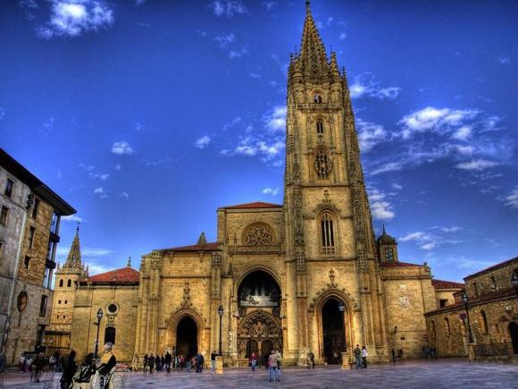 Catedral Oviedo elegida mejor España