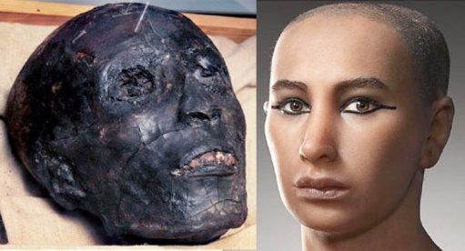 Nueva teoría sobre la muerte de Tutankhamón