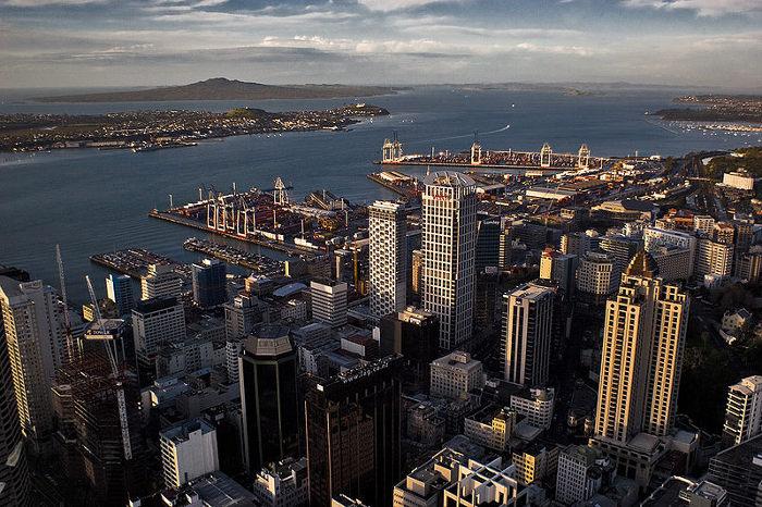 Visitar Auckland, puerta de entrada a Nueva Zelanda