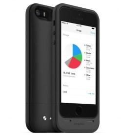 Mophie Space Pack, la batería con almacenamiento adicional para iPhone 3