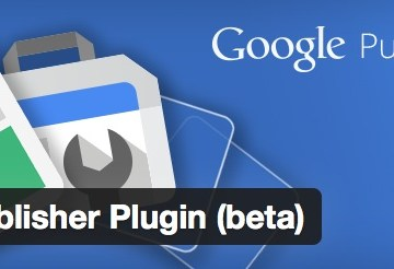 Plugin oficial de Google para WordPress 1