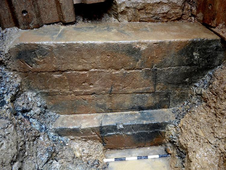Encuentran el templo más antiguo de Roma 2