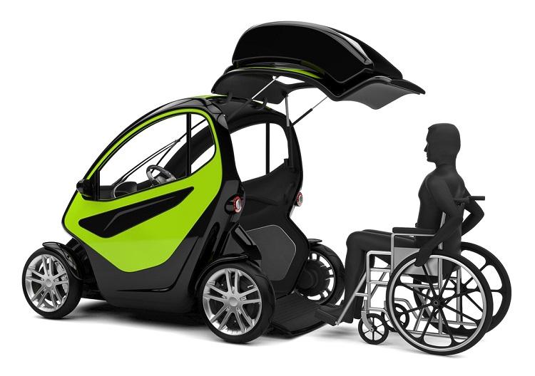 EQUAL, un vehículo eléctrico para personas con discapacidad 1
