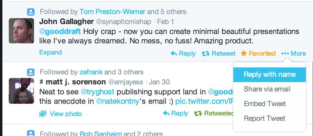 Haz crecer tu audiencia en Twitter con Nombre