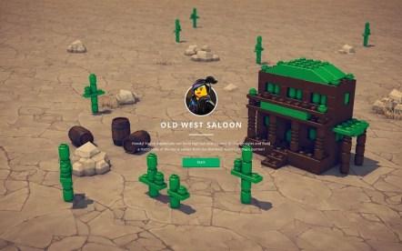 Construye el mundo entero con piezas de LEGO y Google Chrome
