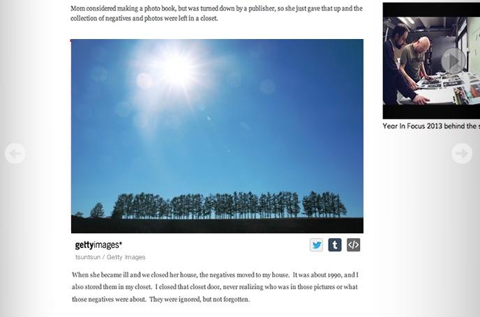 Getty ya permite insertar sus fotos gratis en blogs y medios sociales