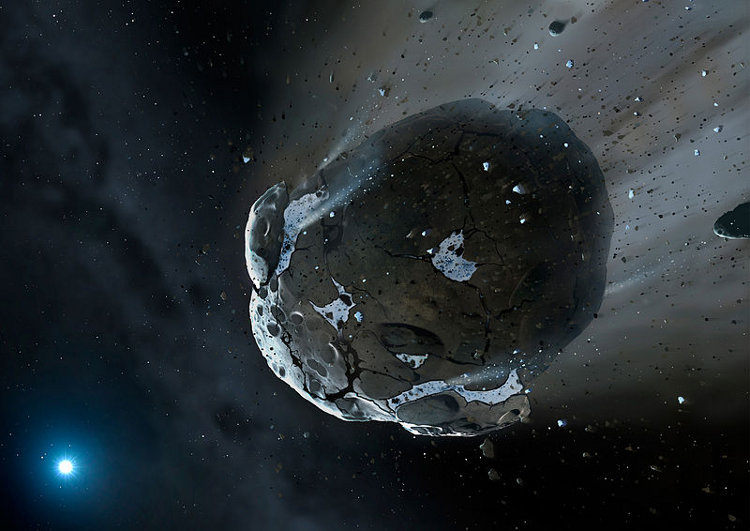 La NASA ofrece 35.000 dólares por ayudar a cazar asteroides
