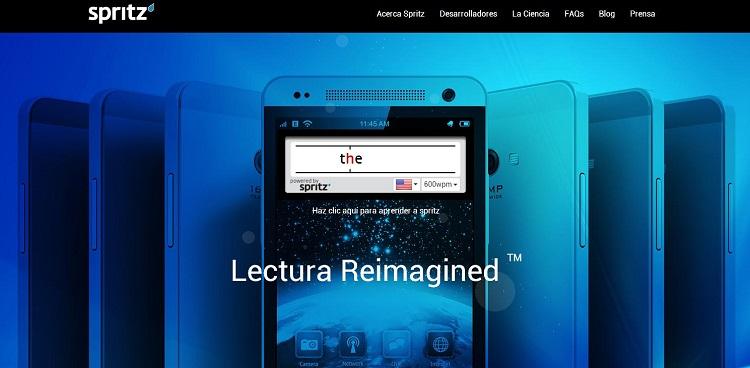 Spritz, una tecnología que te permitirá leer grandes textos increíblemente rápido