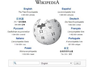 Descarga toda la Wikipedia en un archivo de 40GB