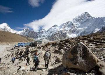 Nepal planea alquilar 326 montañas a empresas privadas