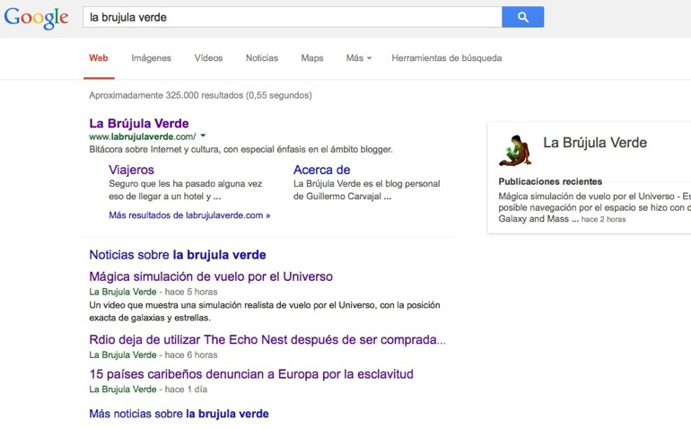 google enlaces