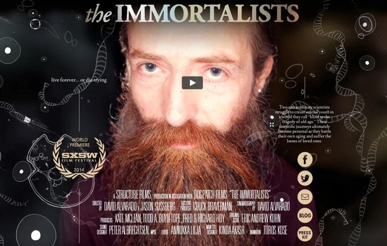 The Immortalists, los científicos que quieren hacernos inmortales