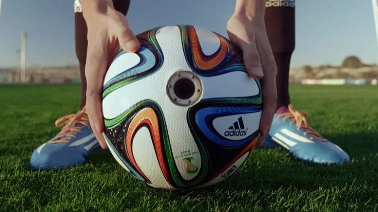 Adidas instala 6 cámaras de alta definición en el balón oficial del Mundial