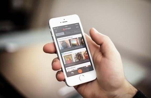 Snupps, una aplicación para organizar todas tus pertenencias