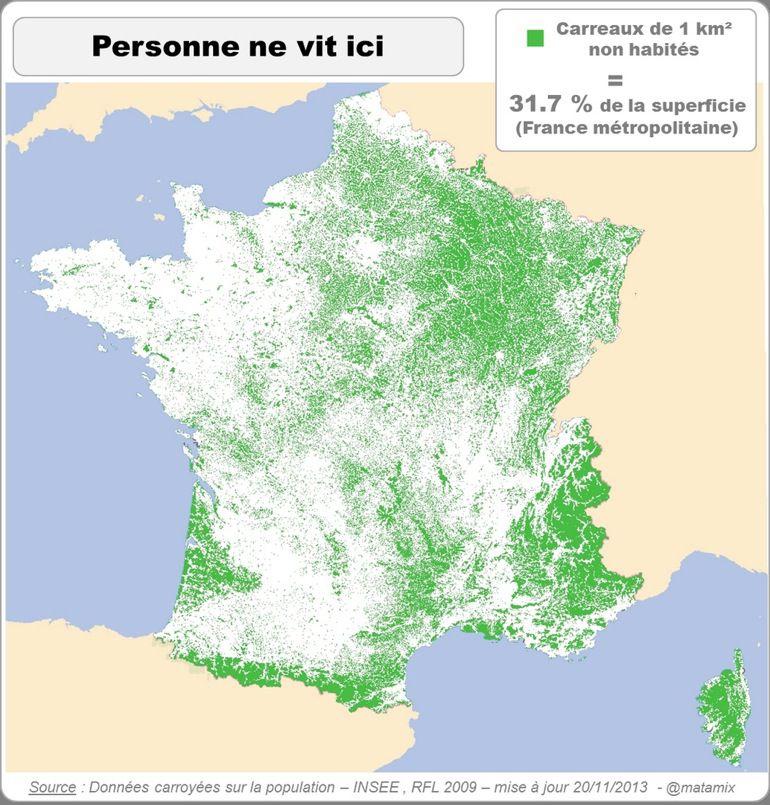 aqui no vive nadie francia