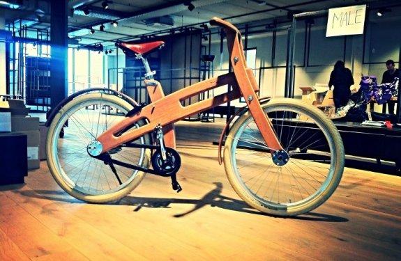 Bicicletas eléctricas de madera 2