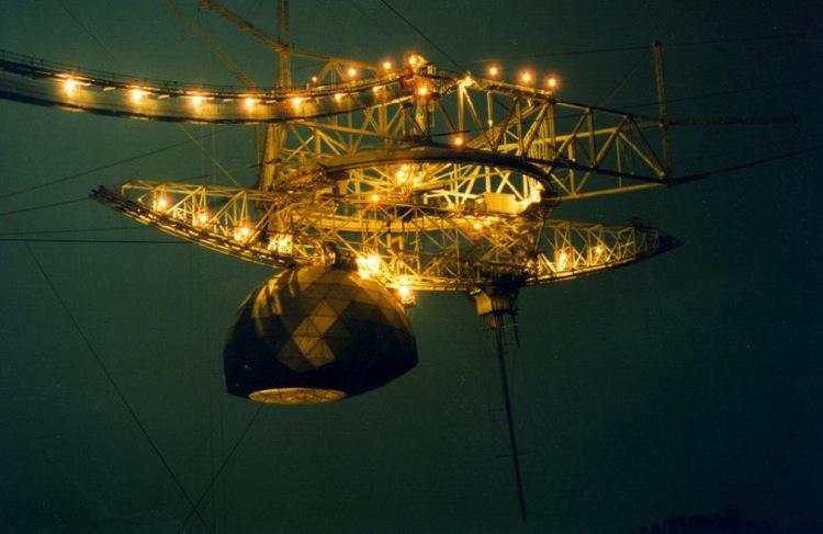 Las misteriosas señales detectadas por telescopios de Australia y Puerto Rico