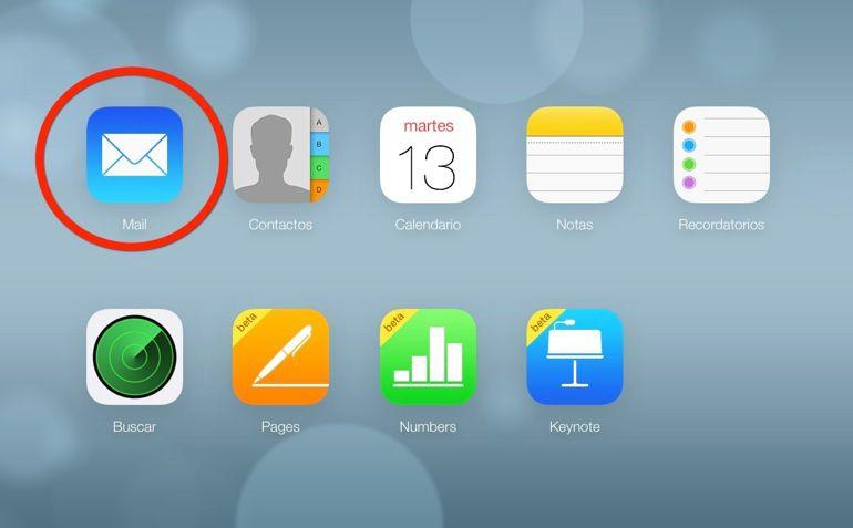 Los límites del email en iCloud