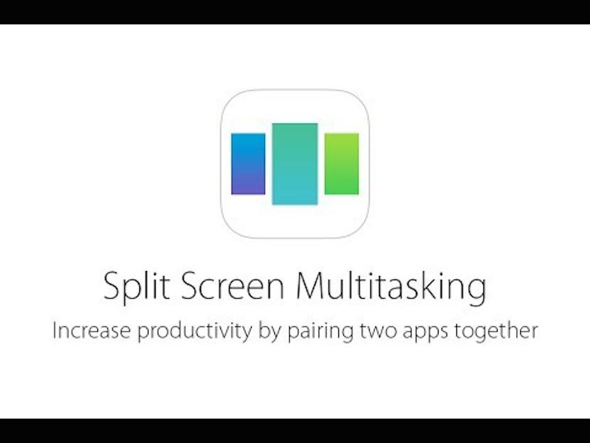 Otro rumor que se queda en un bonito concepto, la multitarea real en iOS