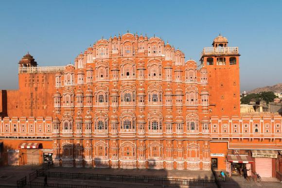 Palacio Vientos Jaipur