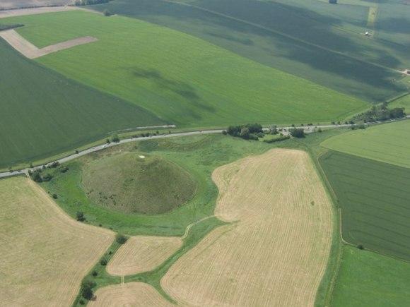 Silbury Hill legado Prehistoria