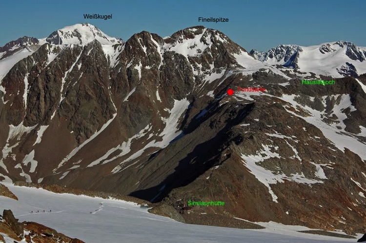 Arqueólogos suizos quieren aprovechar la desaparición de los glaciares