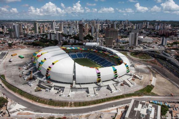 Aprovechar estadios Mundial como viviendas sociales 2