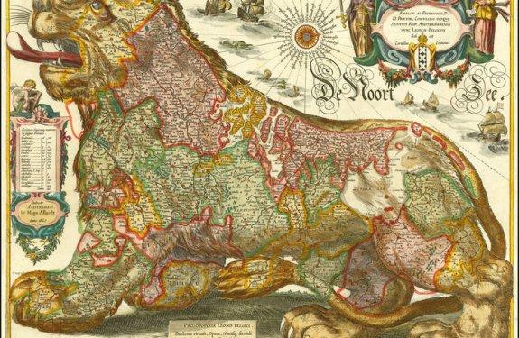 Cartografía histórica curiosa 2