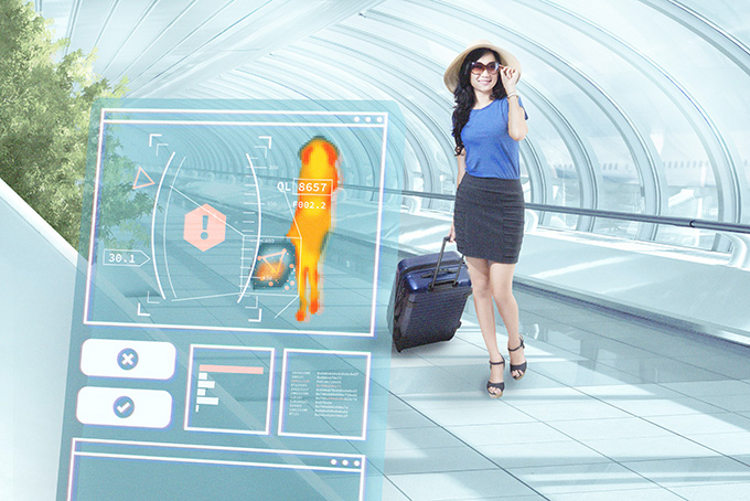 Como seran vuelos aeropuertos futuro