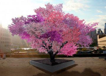 Un árbol que da cuarenta frutas diferentes