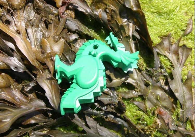 El misterio de las piezas de Lego aparecidas en las playas inglesas