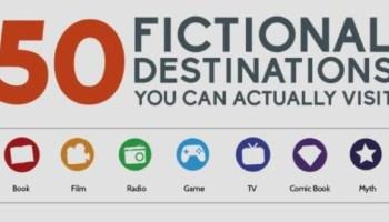 50 lugares de ficción que puedes visitar 3