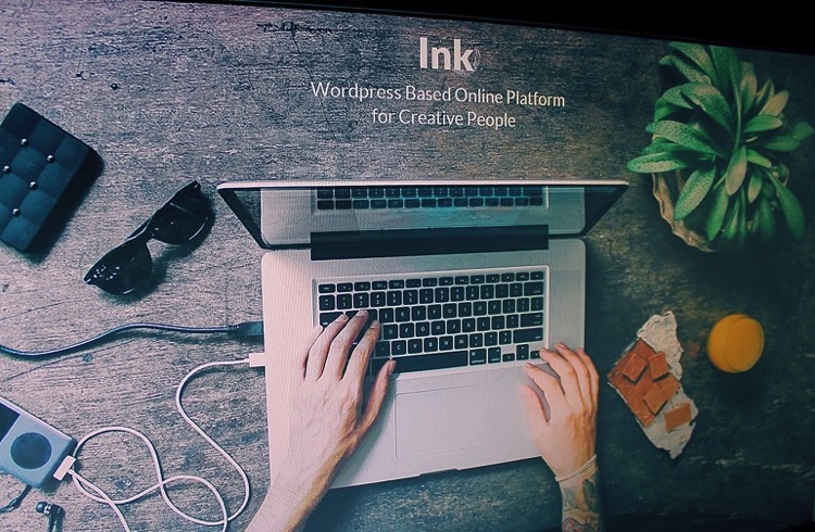 Ink, la nueva plataforma de blogging que reimagina WordPress 4
