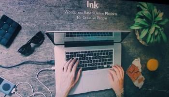 Ink, la nueva plataforma de blogging que reimagina WordPress 4