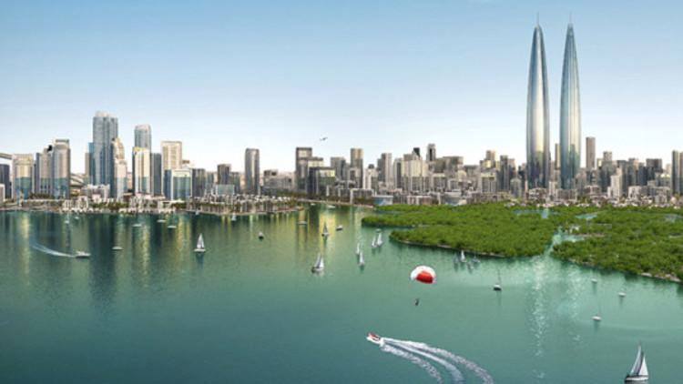 Dubái planea construir las torres gemelas más altas del mundo