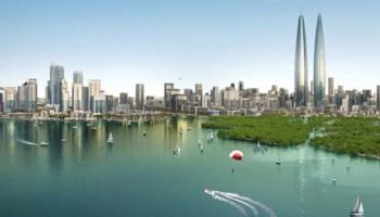 Dubái planea construir las torres gemelas más altas del mundo 1