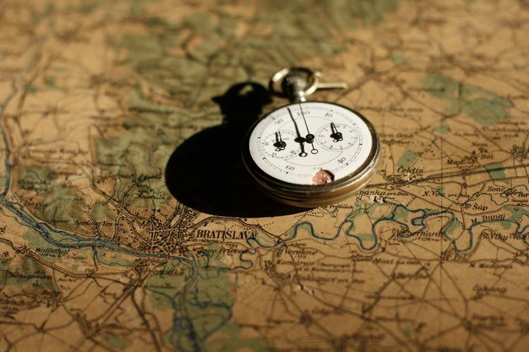 El lugar donde el tiempo discurre hacia atrás