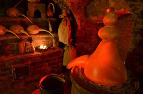 Magia alquimia vieja Praga 2