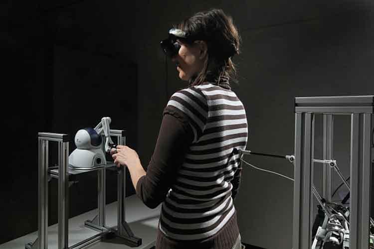 Científicos crean un fantasma en un laboratorio suizo