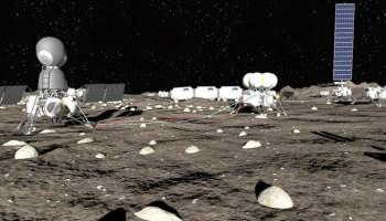 Una empresa rusa proyecta construir una base en la Luna 2