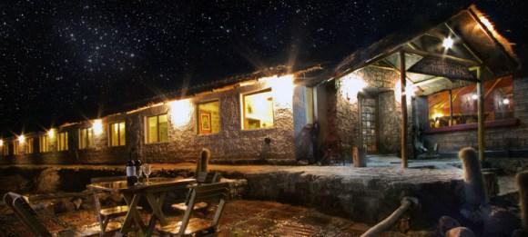 Hoteles de sal en Bolivia