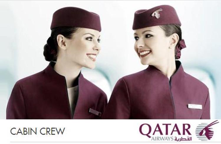 Qatar Airways busca tripulantes Barcelona proximo 24 enero 2