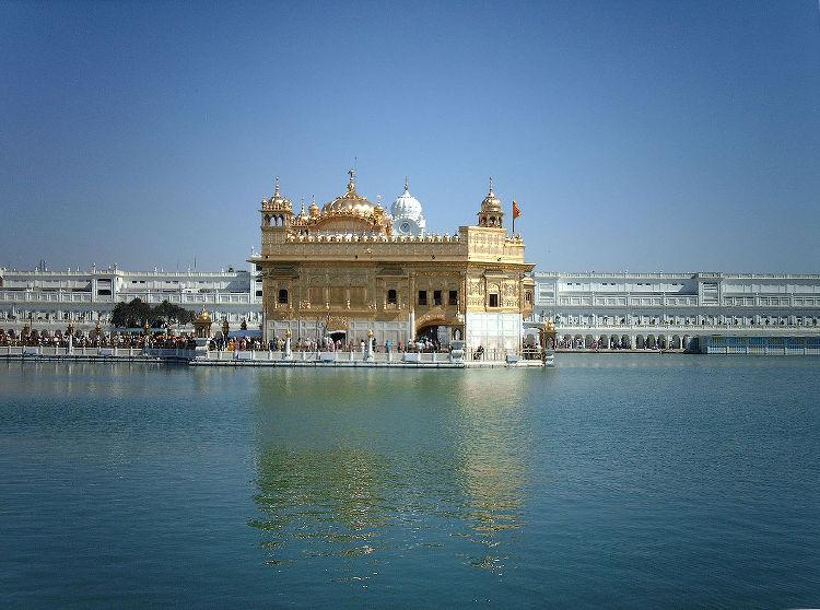 Templo Dorado lugar sagrado sij 2