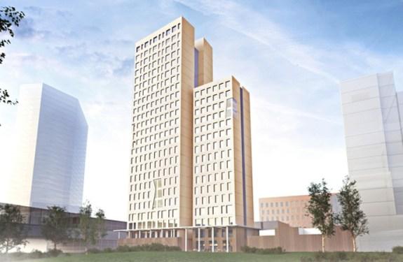 Viena tendrá el mayor rascacielos del mundo... de madera 1