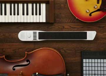Artiphon, un nuevo instrumento electrónico que puede sonar como tú quieras