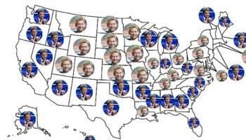 Los artistas más odiados en Estados Unidos