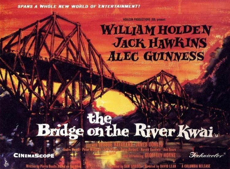Nunca hubo un puente sobre el Río Kwai 1