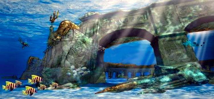 Atlantis, el nuevo parque submarino que prepara Dubái