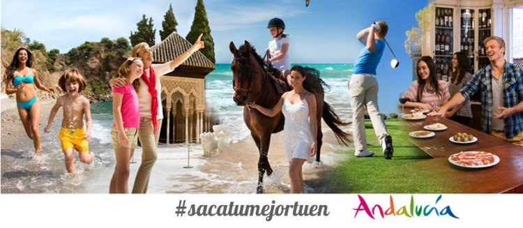 Concurso fotografico-turístico sobre Andalucía